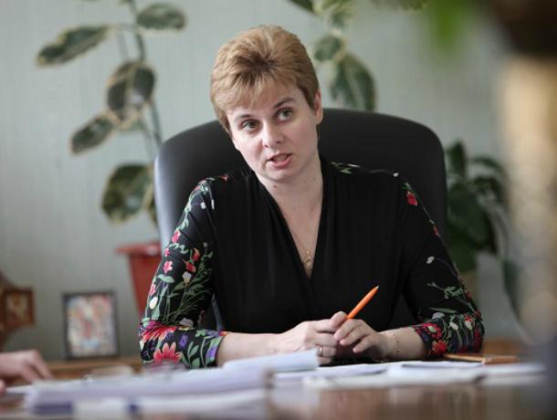 Замглавы администрации Ирина Голубева станет объектом жалобы губернатору