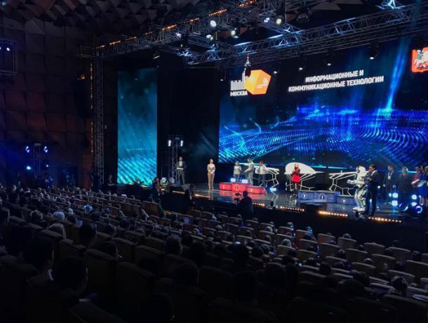 Таганрогские студенты получили две золотые медали в чемпионате WorldSkills