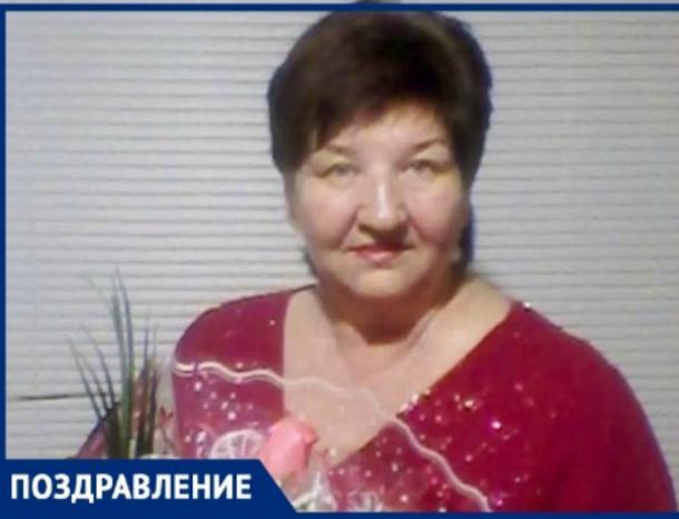 Сегодня День рождения у журналиста «Блокнота» Любови Садовниковой