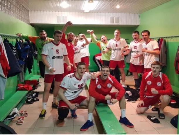 Гандболисты «Таганрог-Юфу» досрочно оказались в Суперлиге