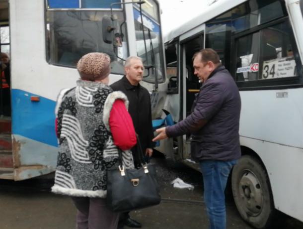 Очередное ДТП с участием трамвая произошло в Таганроге