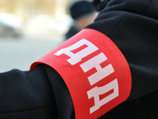 Народным дружинникам в Ростовской области будут платить