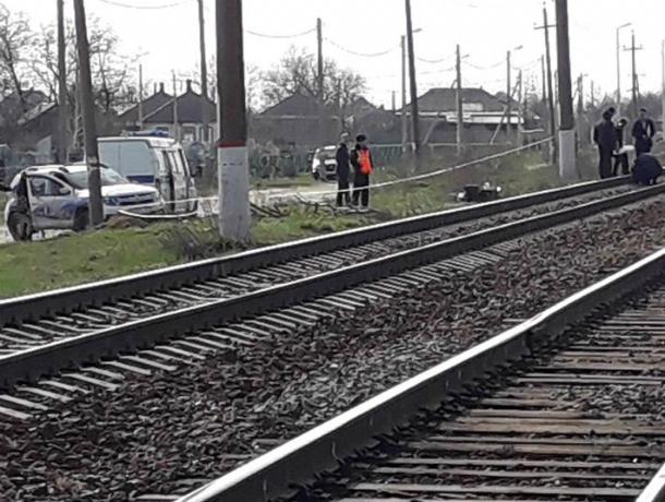 Под Таганрогом произошел взрыв на железной дороге