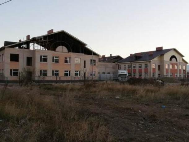 В Таганроге оштрафовали подрядчика, который вовремя не сдал детский сад на Чучева
