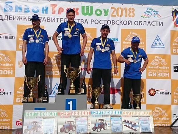 Названы победители Бизон-Трек-Шоу-2018 - гонок под Таганрогом