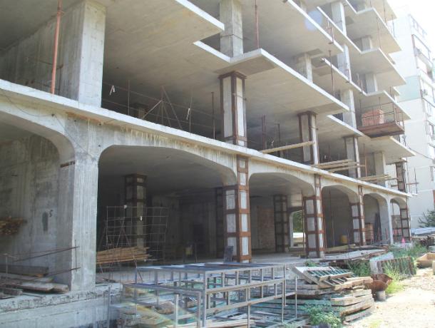 Дома-долгострои обманутых дольщиков  в Таганроге взяли под постоянный контроль