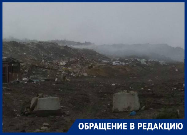 Жители Таганрога раскритиковали главу А.Лисицкого за слова о благополучии на свалке