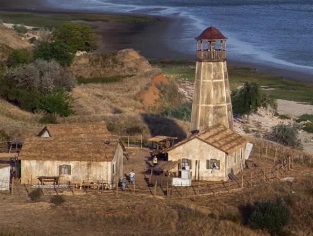 Знаменитый мержановский маяк  переедет в Кумженскую рощу