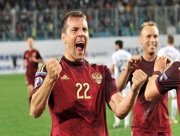 Сборная России открыла чемпионат мира первой победой с разгромным счетом 5:0 против саудитов