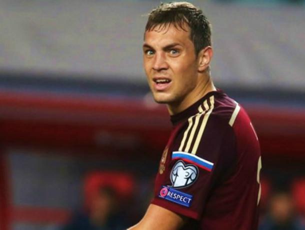 Дзюба призвал на помощь «футбольного бога» перед матчем с испанцами