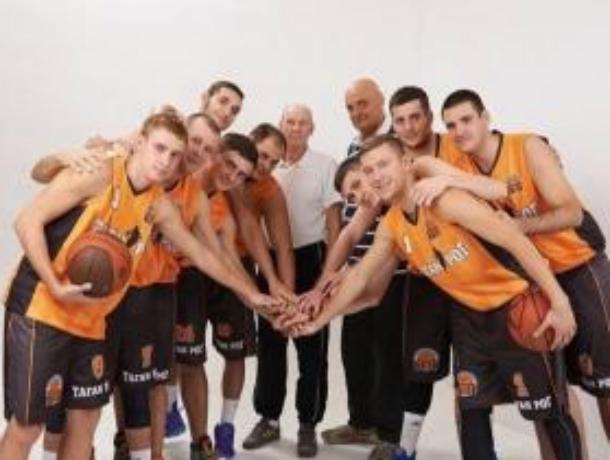 Баскетболисты «ИНТЕХ» из Таганрога обыграли соперников из Новочеркасска