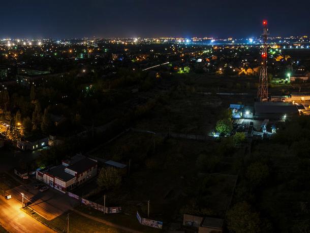Таганрог вечером остается без света