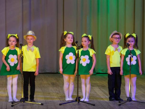 «Счастливая пора» для детей прошла в Таганроге