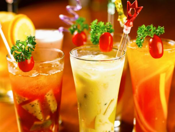 Традиции разных стран мира в употреблении спиртных напитков на Новый год