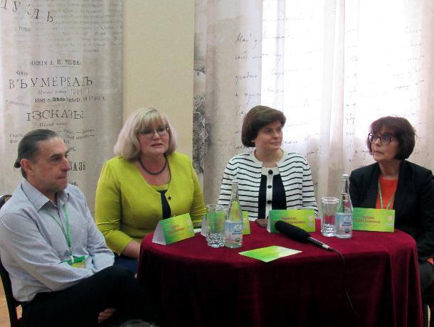 С любви начался грандиозный Чеховский фестиваль в Таганроге