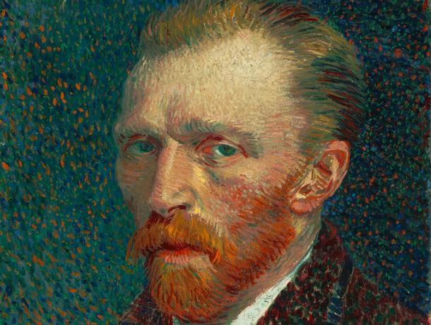 На  книжную выставку про  Винсента Ван Гога приглашают таганрожцев