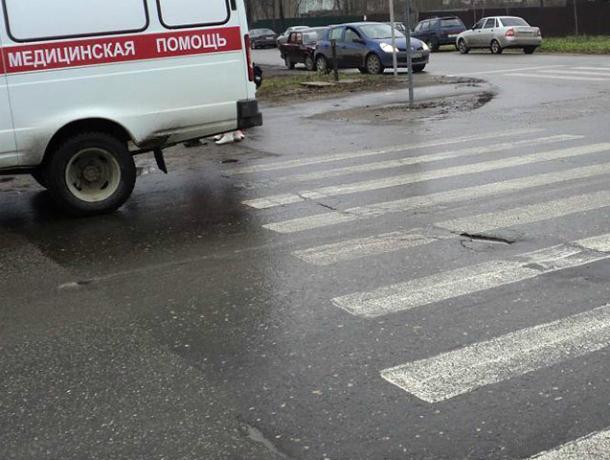 В Таганроге водитель иномарки сбил мужчину на плохо освещенной дороге