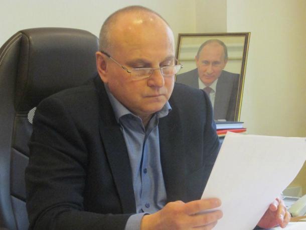 Сегодня День рождения у Евгения Плетменцева – директора Водоканала Таганрога