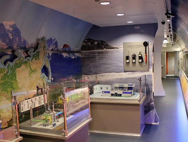 Поезд-музей прибудет в Таганрог