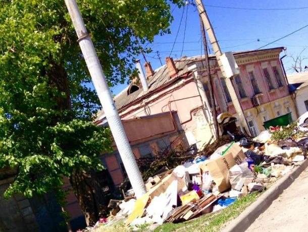 Куда делась «лодочка» возле Центрального рынка в Таганроге