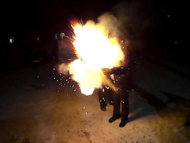 В новогоднюю ночь при взрыве самодельного фейерверка погиб молодой мужчина в Таганроге
