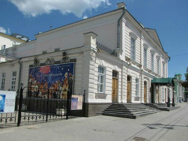 Театральный скандальчик в Таганроге не получится – нет повода