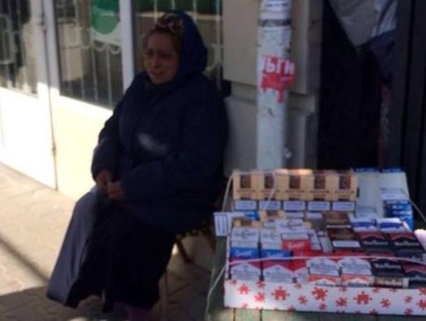 В Таганроге у незаконных торговцев изъяли сигареты на полмиллиона рублей