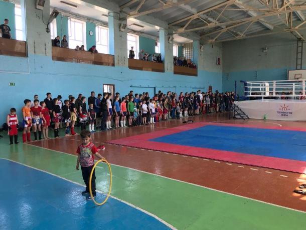 В Таганроге состоялся турнир ММА