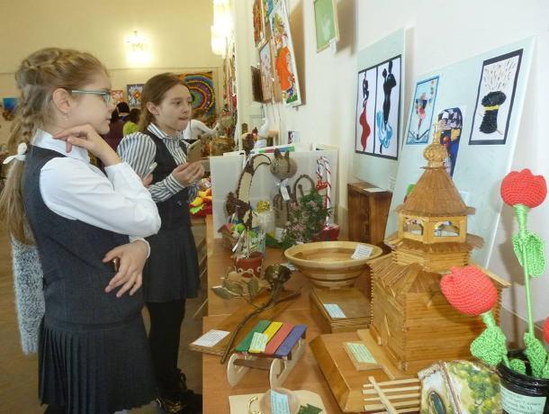 Выставка «Творческий калейдоскоп» открылась в Таганроге
