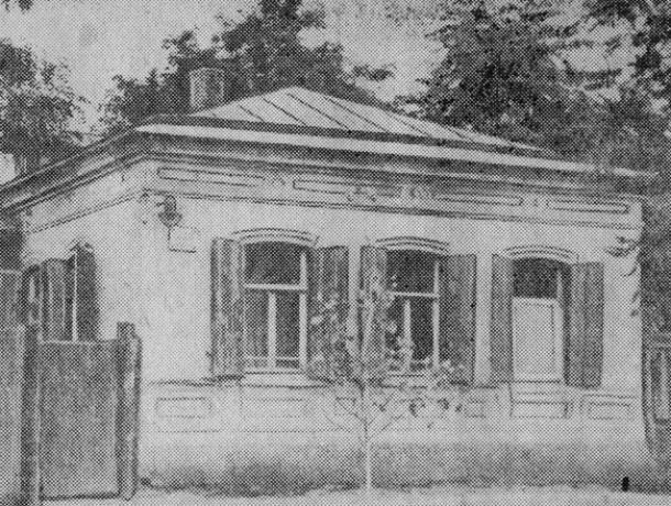 «Родовое гнездо Чеховых» в Таганроге  нуждается в реставрации и ремонте