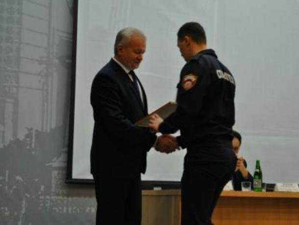Управление защиты от ЧС отчиталось, получило наказ и благодарственные письма в Таганроге