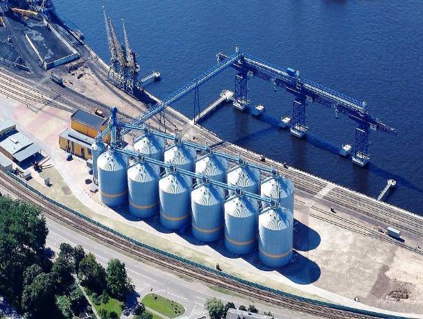 В Таганроге  построят морской зерновой терминал
