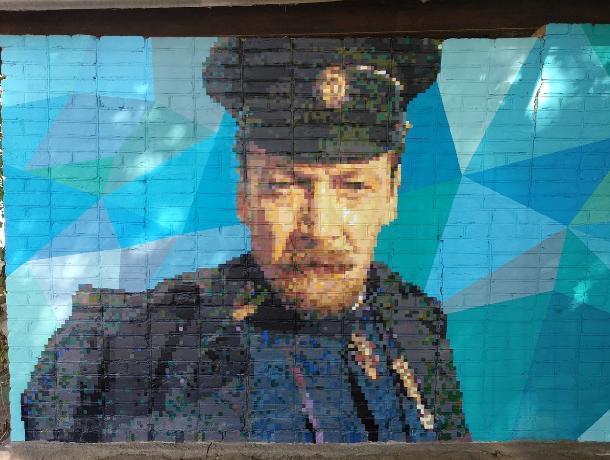 Проект таганрогского художника продолжается — появился портрет Владислава Ветрова