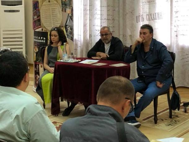 Спектаклем «Вишнёвый сад» откроется 16-го  сентября международный театральный фестиваль в Таганроге