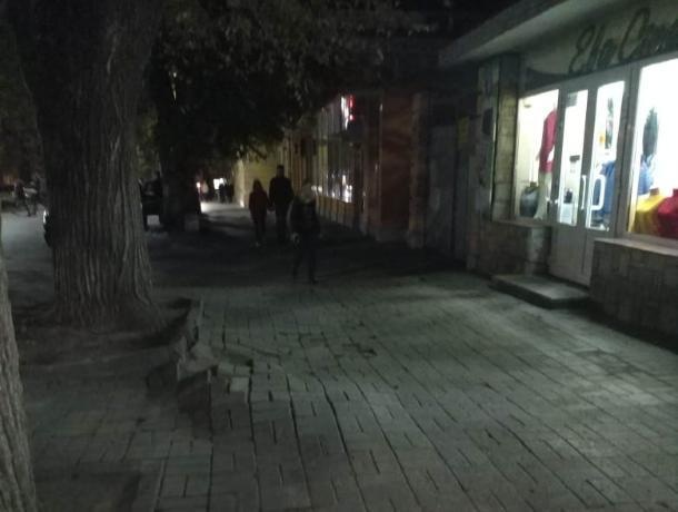 Улица Петровская разочаровала приехавшего в Таганрог гостя