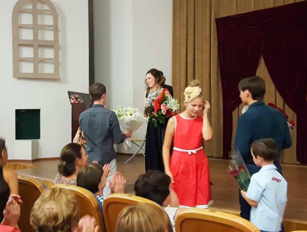 «Голос, проникающий в кровь..» -  концерт оперной певицы Марии Леденевой  прошел в Таганроге