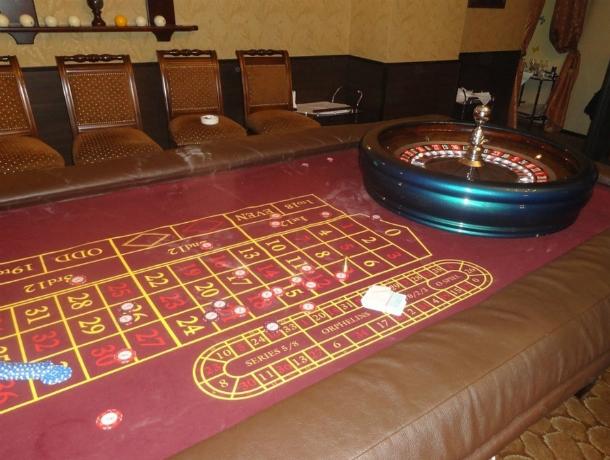 Организаторам подпольных казино в Таганроге  и других городах предстоит суд