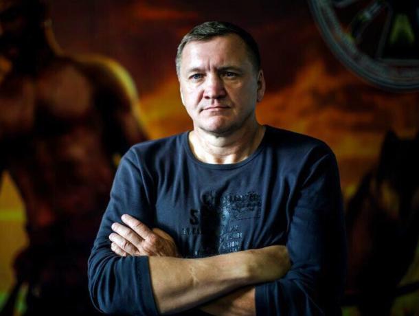 Интервью с основателем Панкратиона в Таганроге,  известным  тренером  Дмитрием Давыдовым