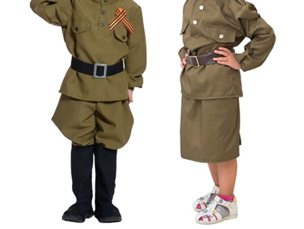 Где найти костюм для участия в акции «Бессмертный полк»?