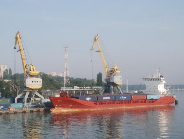 Власти Украины хотят ввести санкции против идущих из Таганрога кораблей