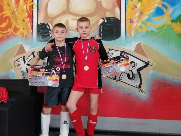 Юные ребята привезли титулы чемпионов и медали в Таганрог