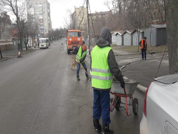 Хорошие новости: в Таганроге началась генеральная уборка