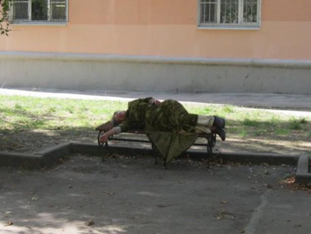 Андрей Лисицкий ответил таганрожцам, что будет с бомжами в микрорайоне «Дубки»