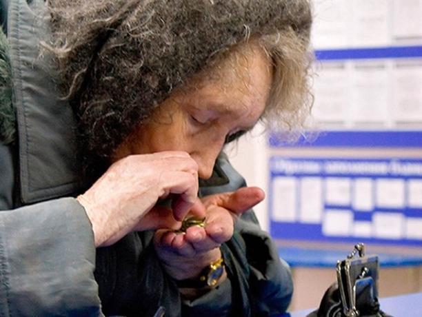 В Таганроге вор напал на бабушку ради наживы в 10 тысяч рублей
