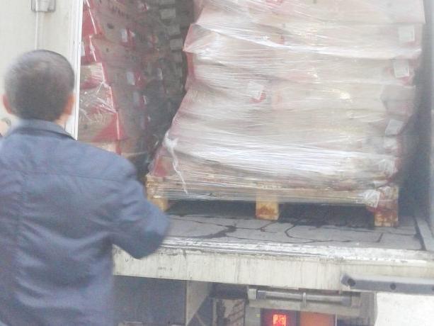 Перевозившего тушки цыплят гражданина Украины задержали под Таганрогом