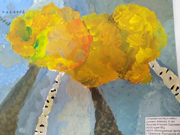 Юный таганрожец завоевал гран-при во Всероссийском конкурсе «Осенняя Россия»