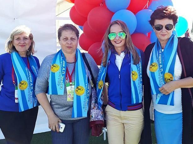 Студенты из Таганрога привезли «серебро» с АртекФорума-2018