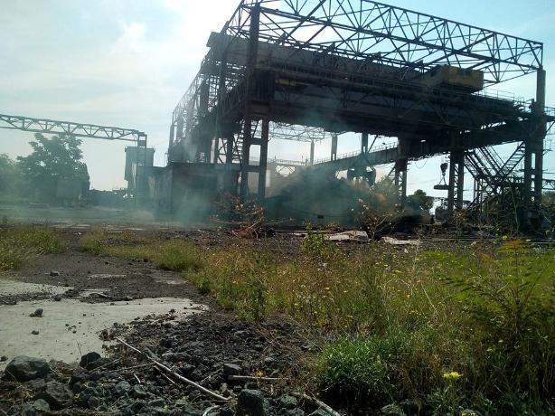 Сине-сизый дым на «Тагмете» вызвал подозрения у таганрожцев