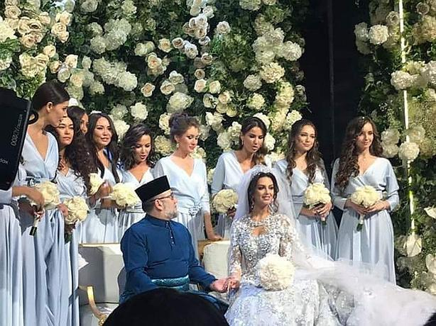 Таганрогские красавицы востребованы в королевских семьях