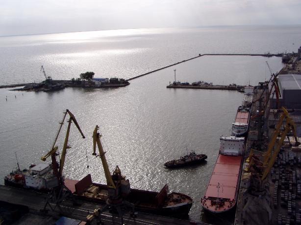 Таганрогский порт может пострадать из-за «украинских провокаций»